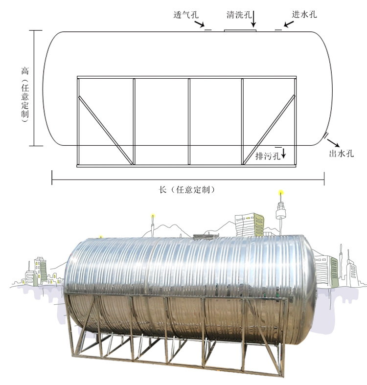 不锈钢冷水箱卧式_02.jpg